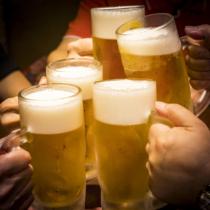ビールの泡について