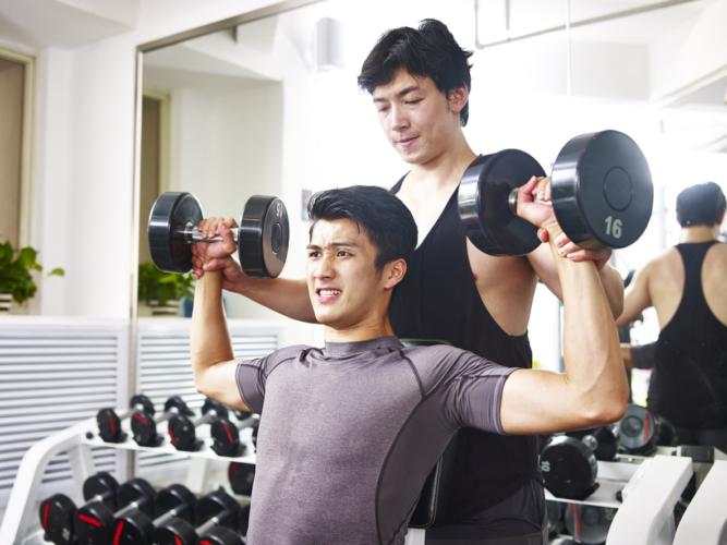 自宅で高重量トレーニングしたい!