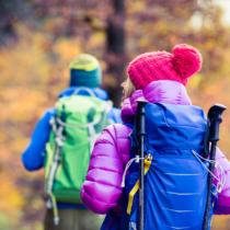 登山しやすい秋でも注意!