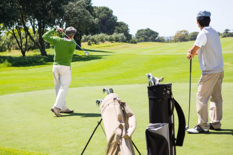 ゴルフの楽しみ方は色々!