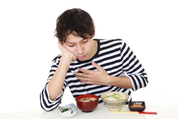 ポイント①適切な摂取カロリーを守る