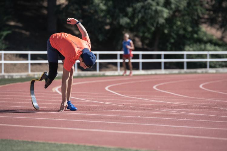 オリンピックの陰に隠れてしまうパラリンピック
