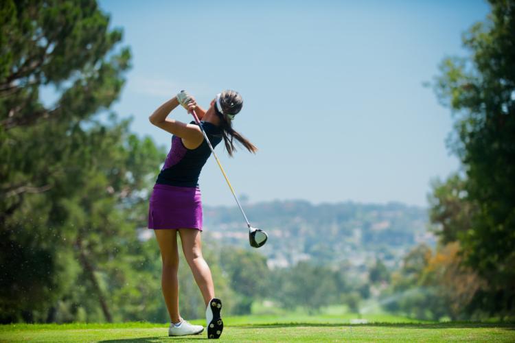 ゴルフ好きなら観戦もおすすめ!