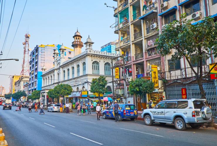 ミャンマーの経済成長が著しい理由!