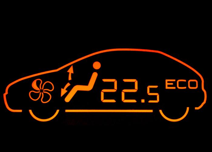 燃費が関係するのは冷房だけ