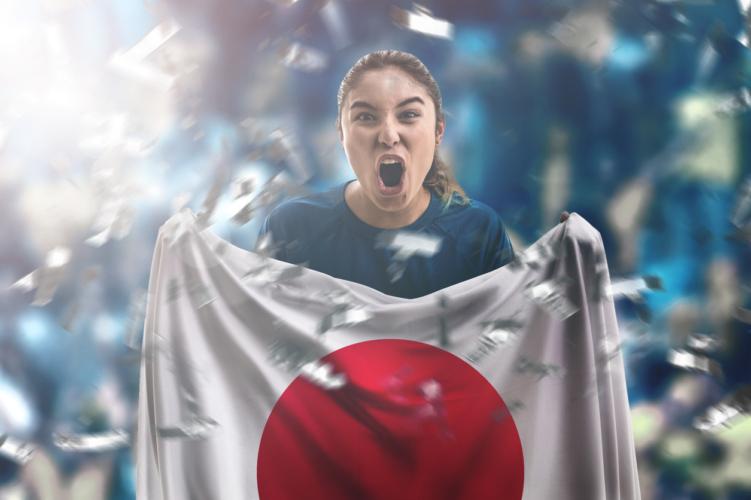 日本代表選手団の大活躍