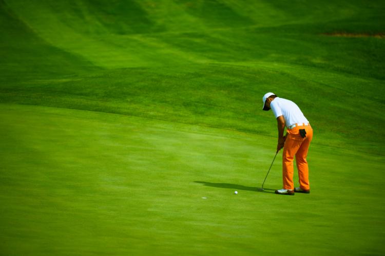 ゴルフの技術アップにもおすすめ!