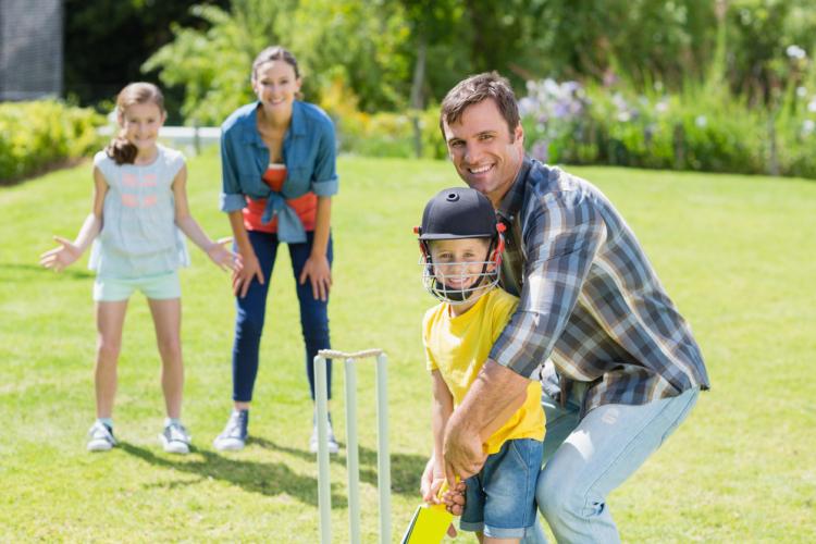 世界で3番目にプレイされているのはクリケット!