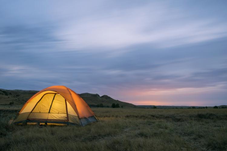 キャンプで使うテントを購入するときのポイント