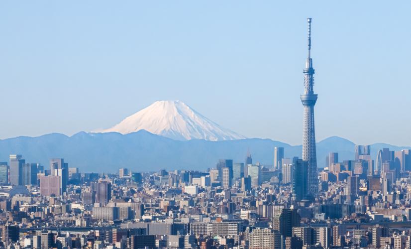 日本の高い建物ベスト3