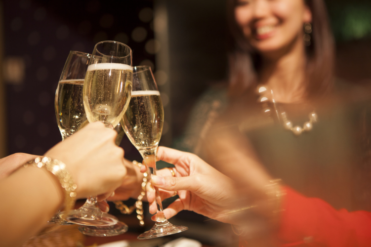 シャンパンじゃなくても美味い銘柄はあるけれど