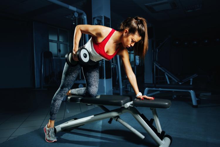 背筋上部を鍛えるベスト筋トレ