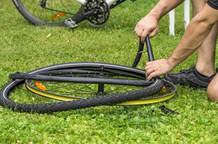 自転車のタイヤの知識4つ!