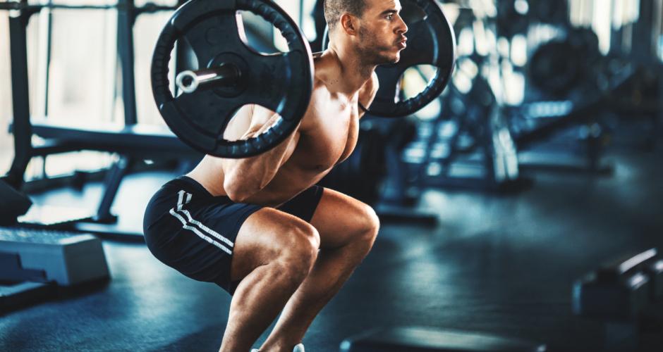 高強度トレーニングの種目選択