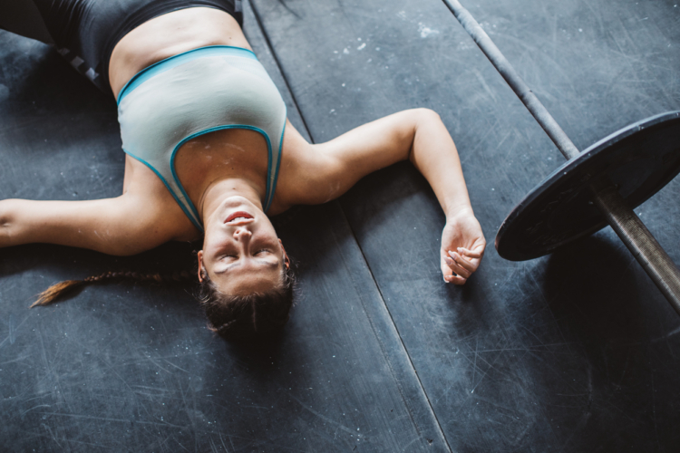 筋肉に強烈な負荷を与えるGVT法