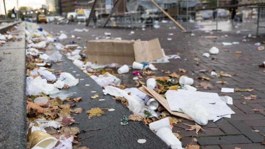 使い捨ては増え、リサイクルが進まない韓国
