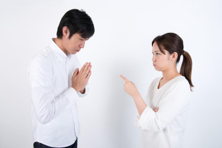 謝罪は高度なテクニックと人間性が求められる