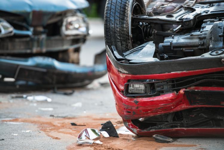 運転手が死亡したような車は直すことができない