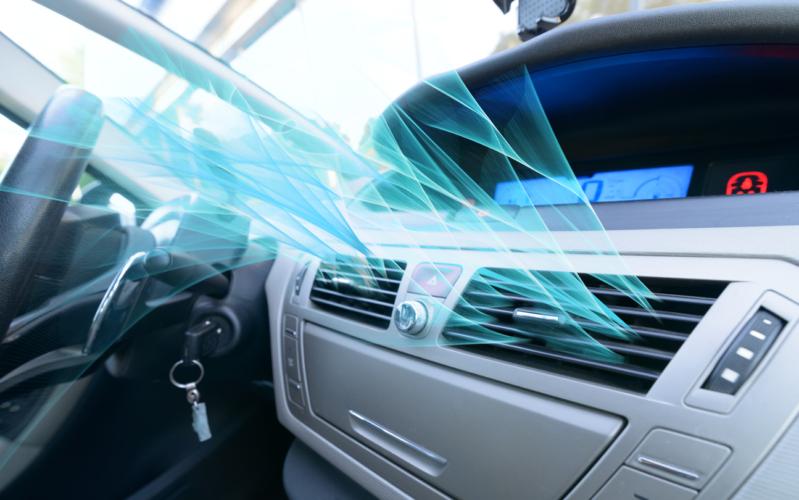 新車の匂い対策