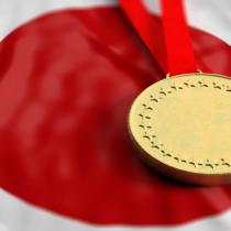 オリンピック初参加の次で