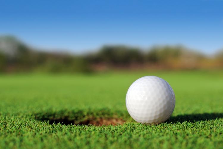 ゴルフボールは色々
