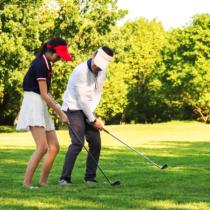 プロゴルファーは接待のプロでもあるべき
