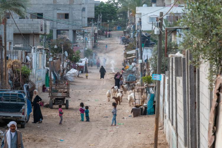 ガサ地区の事や、占領や入植について