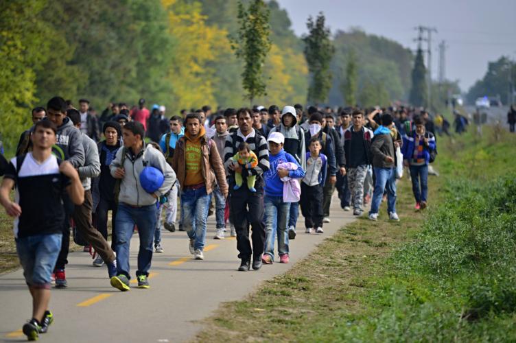 EU国内で広がる難民抑制
