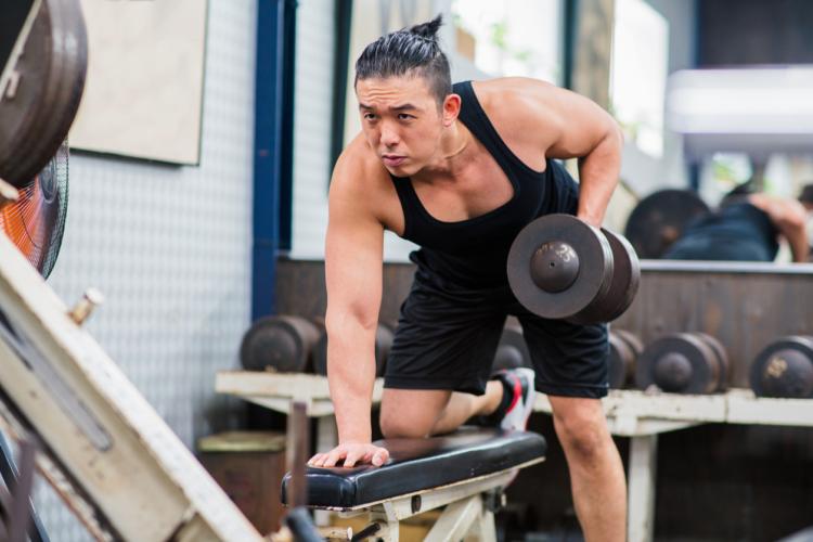 ②トレーニング経験アリ!筋肉を増やしたい