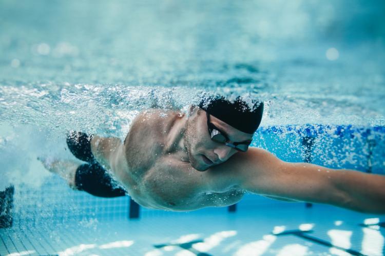 水泳神話よサヨウナラ