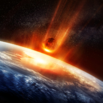 隕石が家に当たるという「幸運」について