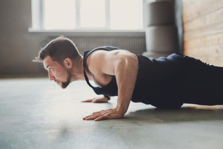 運動するなら筋トレを!