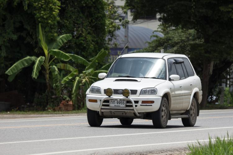 現在のSUVブームの元は、トヨタ・RAV4だった