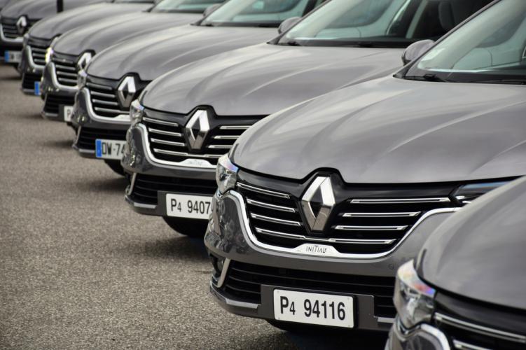ヨーロッパ最大の自動車メーカールノー