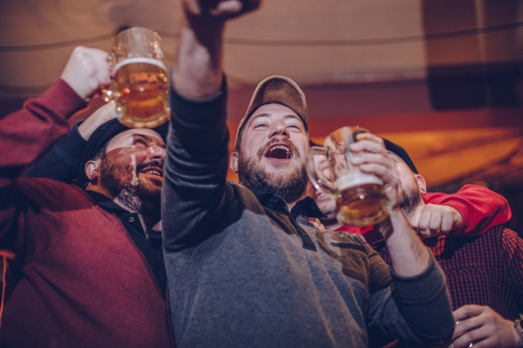 ビールかけはメンタルも支えている