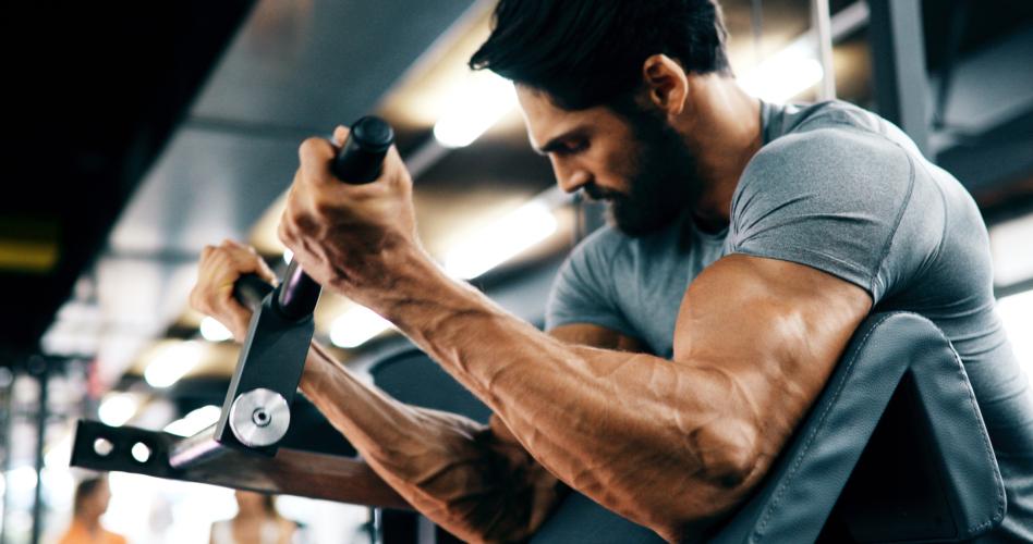 上腕二頭筋の正しい鍛え方