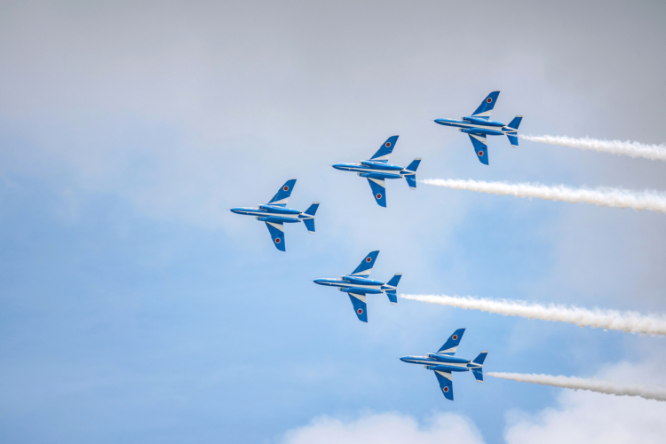 自衛隊といえば航空祭