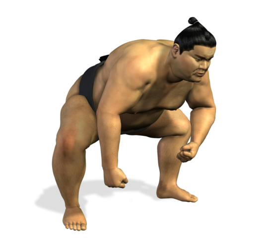 若き日の格闘王を存在だけで威圧した、横綱・輪島