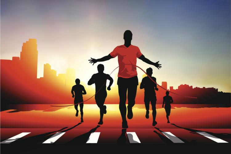 長期低迷しているマラソン界に光が