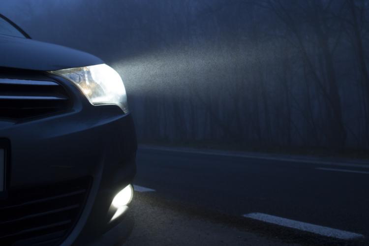 安全運転とヘッドライト!