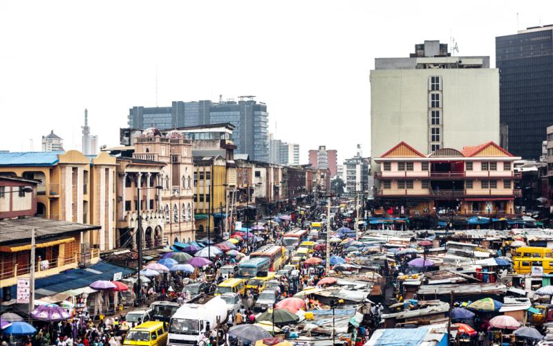 原油依存の経済構造から脱却傾向にあるナイジェリア!