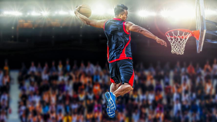 1位 ナショナル・バスケットボール・アソシエーション(バスケットボール・アメリカ)