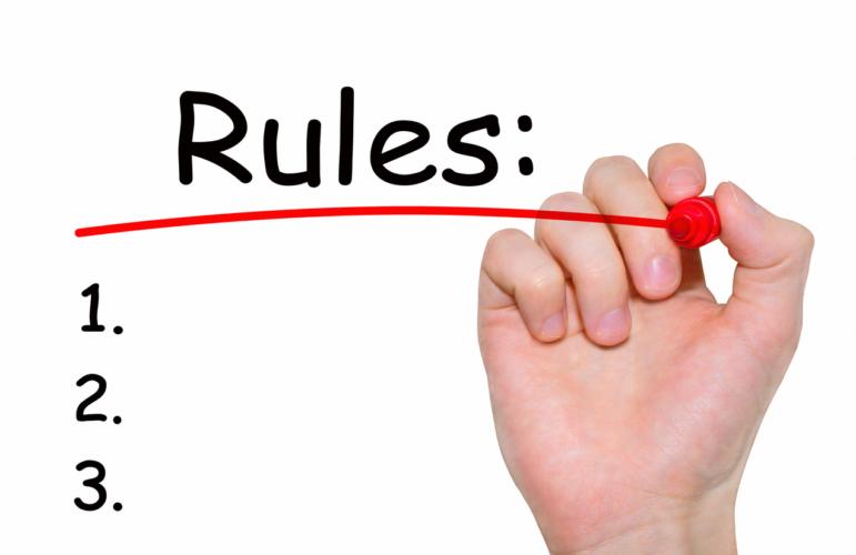 ルール自体が過剰なことで起こる弊害