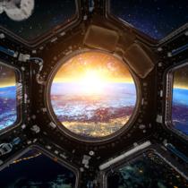 ホンモノの宇宙旅行が目前に迫る中で