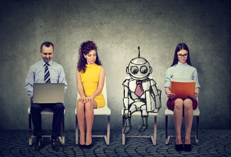 人材採用にもAIを用いる時代が到来し