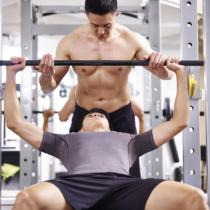 大胸筋のトレーニングの具体例