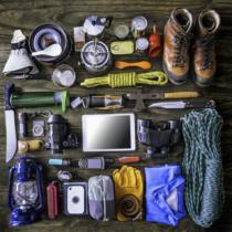 キャンプ道具は震災でも使える!