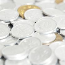 そもそも1円玉を作るのに○円かかる?