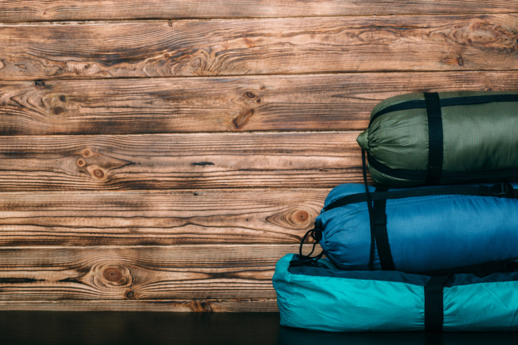 震災などで避難した時に使えるキャンプ道具!