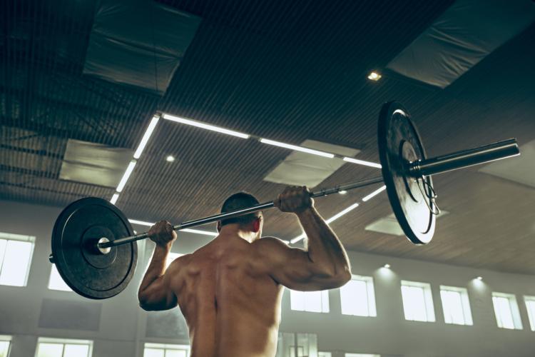 筋肉をパンパンに膨らませよう!